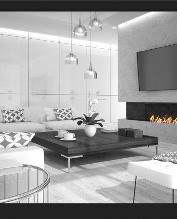 Custom Insert Fireplaces